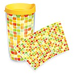 Tervis® Square Dot Wrap 16-Ounce Tumbler with Lid