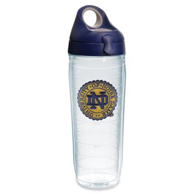 Tervis® University of Notre Dame® Seal 24-Ounce Water Bottle