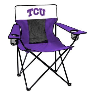 TCU Elite Folding Chair