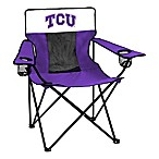 Texas Christian University Deluxe Chair