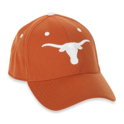 University of Texas One-Size Adult Fitted Hat