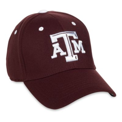 Texas A&M University One-Fit Adult Fitted Hat
