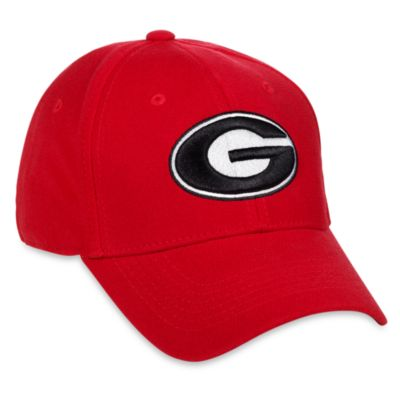 University of Georgia One-Fit Adult Fitted Hat