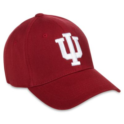 Indiana University One-Fit Adult Fitted Hat