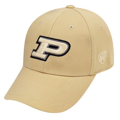 Purdue University One-Fit Adult Fitted Hat
