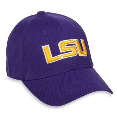 Louisiana State University One-Fit Adult Fitted Hat