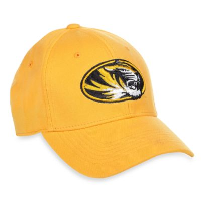 University of Missouri One-Size Adult Fitted Hat