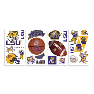 Louisiana State University Peel & Stick Wall Decals