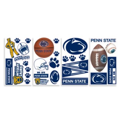 Penn State Peel & Stick Wall Decals