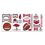 University of Arkansas Peel & Stick Wall Decals