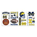 University of Michigan Peel & Stick Wall Decals