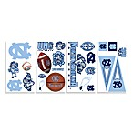 University of North Carolina Peel & Stick Wall Decals