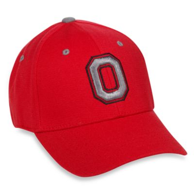 Ohio State University One-Fit Adult Fitted Hat