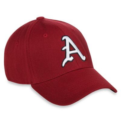 University of Arkansas One-Fit Adult Fitted Hat