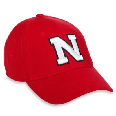 University of Nebraska One-Size Adult Fitted Hat