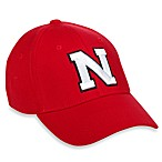 University of Nebraska One-Fit Adult Fitted Hat