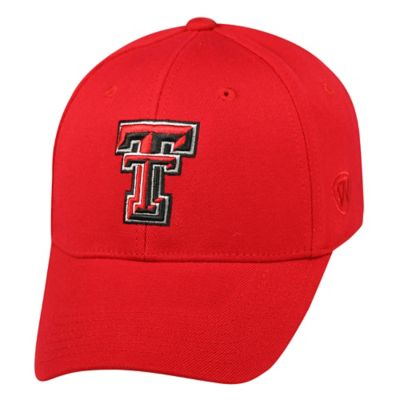 Texas Tech University One-Fit Adult Fitted Hat