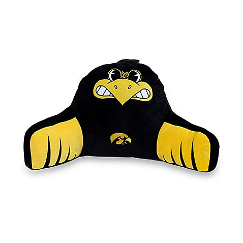 MascotWear™ Collegiate Backrest in University of Iowa