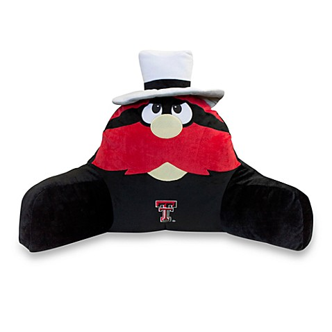 MascotWear™ Collegiate Backrest in Texas Tech