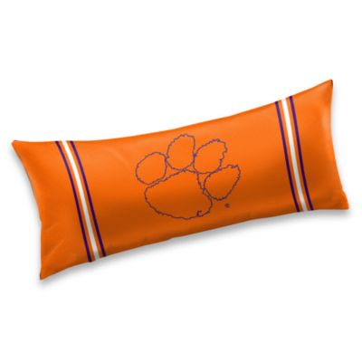 Clemson University Body Pillow