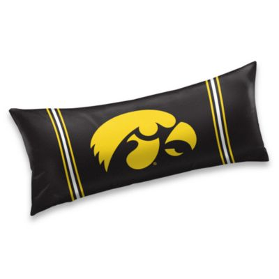 University of Iowa Body Pillow