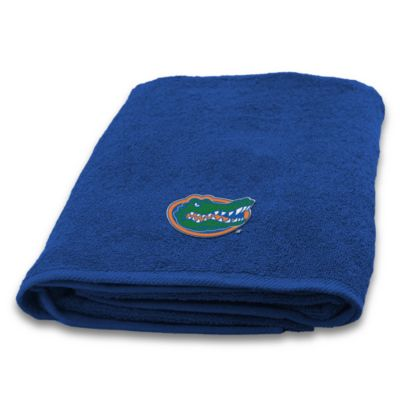 University of Florida 100% Cotton Bath Towel