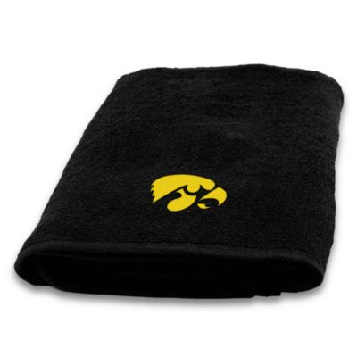 University of Iowa 100% Cotton Bath Towel