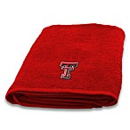 Texas Tech 100% Cotton Bath Towel