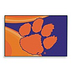 Clemson University Tufted Acrylic Rug