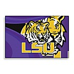 Louisiana State University Tufted Acrylic Rug