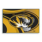 University of Missouri Tufted Acrylic Rug