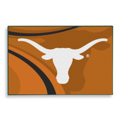 University of Texas Tufted Acrylic Rug