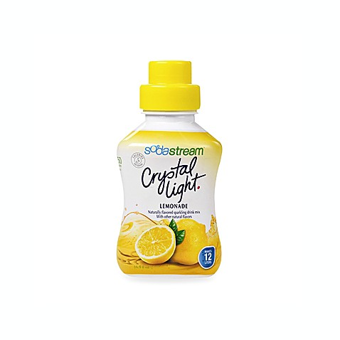 SodaStream® Crystal Light Lemonade Sparkling Drink Mix
