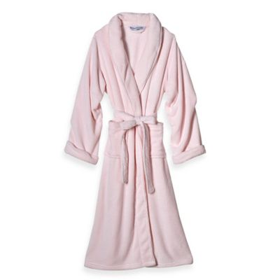 Elizabeth Arden™ Large/Extra Large Ultra Plush Bathrobe in Pink