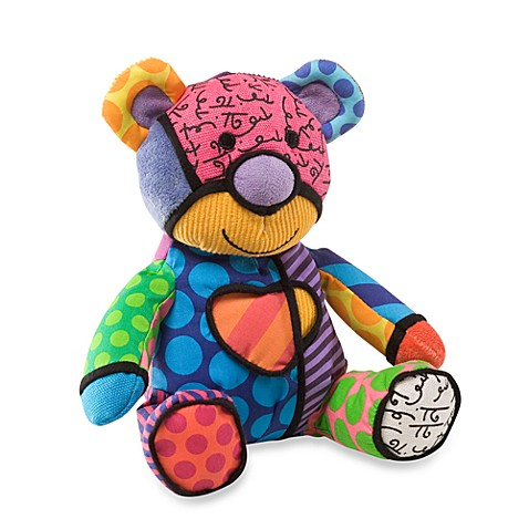 Britto™ from Enesco® by Gund® 8-Inch Tallulah Mini Plush Toy