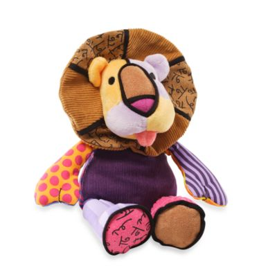 Britto™ from Enesco® by Gund® 10-Inch Leonardo Mini Plush Toy