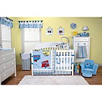 Dr. Seuss One Fish Two Fish Crib Bedding Nursery Collection