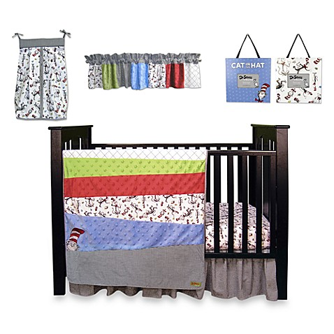 Buy Trend Lab 174 Dr Seuss Cat In The Hat 7 Piece Crib