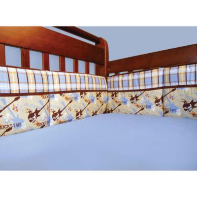 Trend Lab® Rockstar Crib Bumper