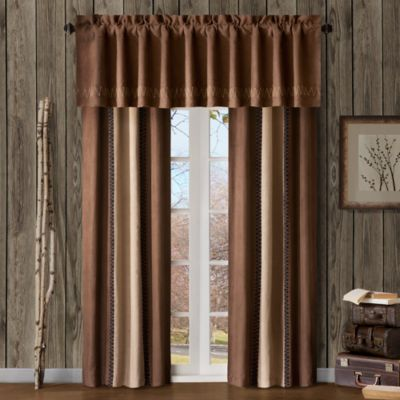 River Run 84-Inch Window Curtain Panel Pair