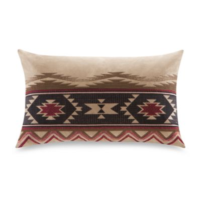 Grand Canyon 12-Inch Oblong Toss Pillow