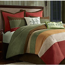 Bear Creek Comforter Collection