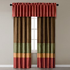 Bear Creek 84-Inch Window Curtain Panel Pair
