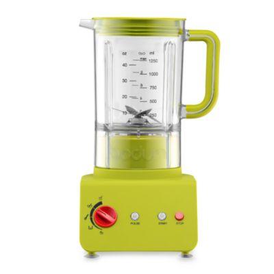 Bodum® 42 oz. Bistro Electric Blender in Green