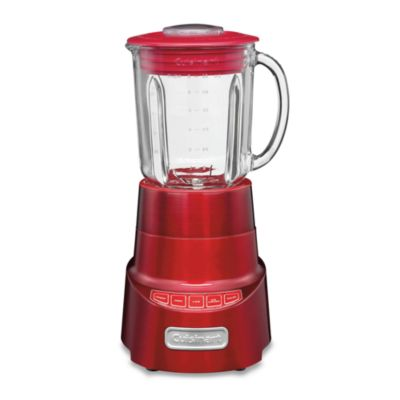 Cuisinart® SmartPower® Deluxe™ Blender in Metallic Red