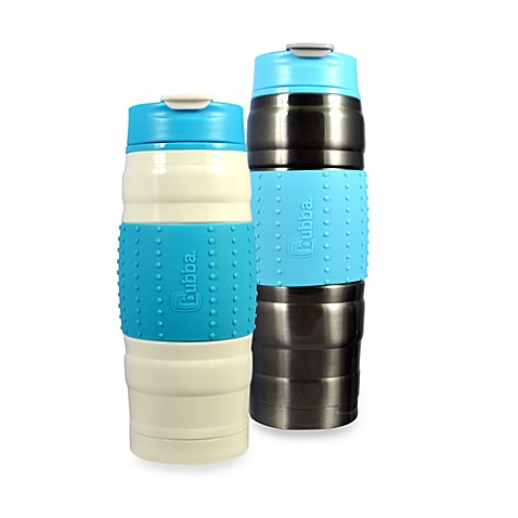 bubba Stainless Steel Vacuum Insulated HERO Fresh Bottles in Aqua