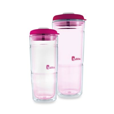 bubba 24-Ounce Dual Wall Insulated Envy Fresh Tumbler in Berry