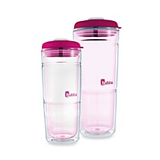 bubba Dual Wall Insulated Envy Fresh Tumblers in Red/Berry