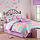 Hannah Twin Bedding Set in Pink