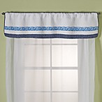 Preppy Peace Window Valance
